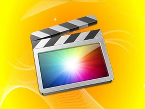 Final Cut Pro X: Precisely position, frame by frame!