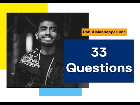 33 Questions - Rahul - Business Technology Management