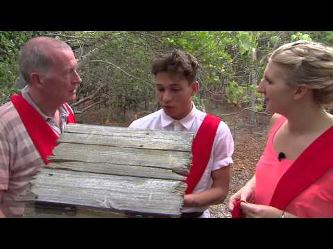 Matthew Wright Gets Left Behind - I'm A Celebrity Get Me Out Of Here