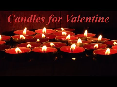 Floating Burning Candles for Soft Music and Romantic Dinner