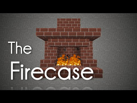 The Firecase // Fireplace Staircase! [Tutorial]