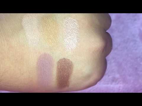 Makeup Revolution Iconic Vitality Review + Swatches