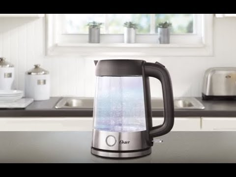 Illuminating Electric Kettle | Oster®