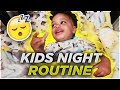 THE KIDS NIGHT ROUTINE   THE PRINCE FAMILY mp3