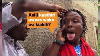 Je asili kuathiri uwezo wako wa kiakili? | Kona ya vichekesho na Masai & Mau - Minibuzz