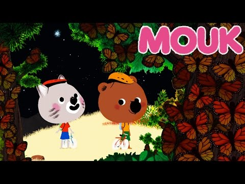Mouk - The sky travellers (USA - New Mexico) and The Winter Guests (Mexico) | Cartoon for kids
