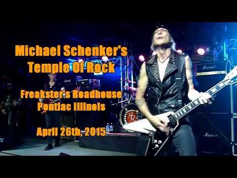 Michael Schenker - Front Row with Stunning Matrix Audio - Pontiac Illinois 2015