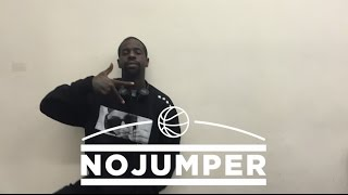 No Jumper - The Antwuan Dixon Interview