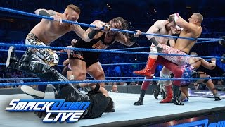 SmackDown Tag Team Championship No. 1 Contenders