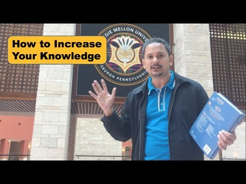 Fired Up Mondays ep.9:  HOW TO INCREASE YOUR KNOWLEDGE