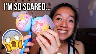 Download I CUT AND RIP MY SQUISHIES!! Video