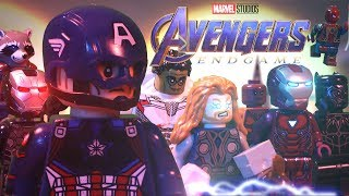Download LEGO Avengers: ENDGAME in 200 Seconds! Video