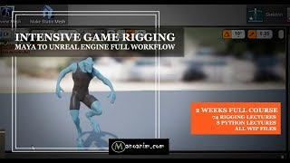 maya facial rig to unreal engine workflow - PakVim net HD Vdieos Portal
