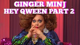 Ginger Minj on Hey Qween! Part 2