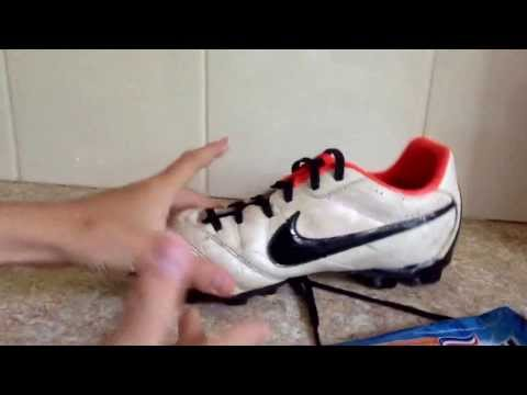 How To Clean Your Soccer/Football Boots