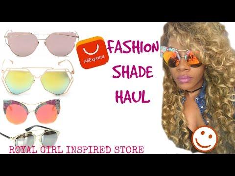 b5ae1d3f16356 ebay⎪Ali express HAUL! Mirrored sunglasses