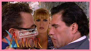 Destilando amor: ¡Rodrigo enfrenta a su familia! | Escena - C 46