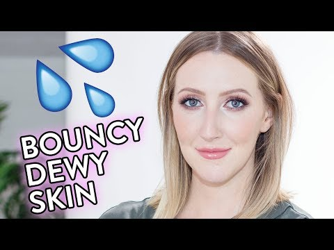 SUPER Hydrating Makeup Tutorial for DRY SKIN | Sharon Farrell
