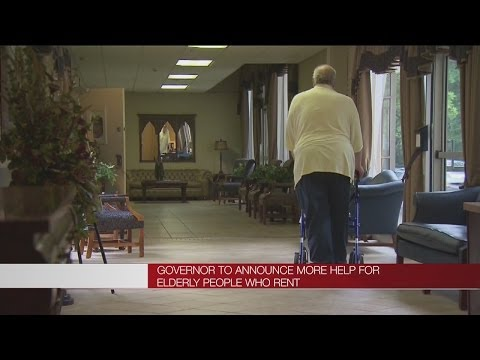 Elderly renters rebate program expands