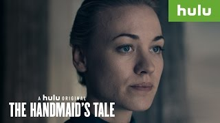 Yvonne Strahovski on Playing Serena Joy • The Handmaid