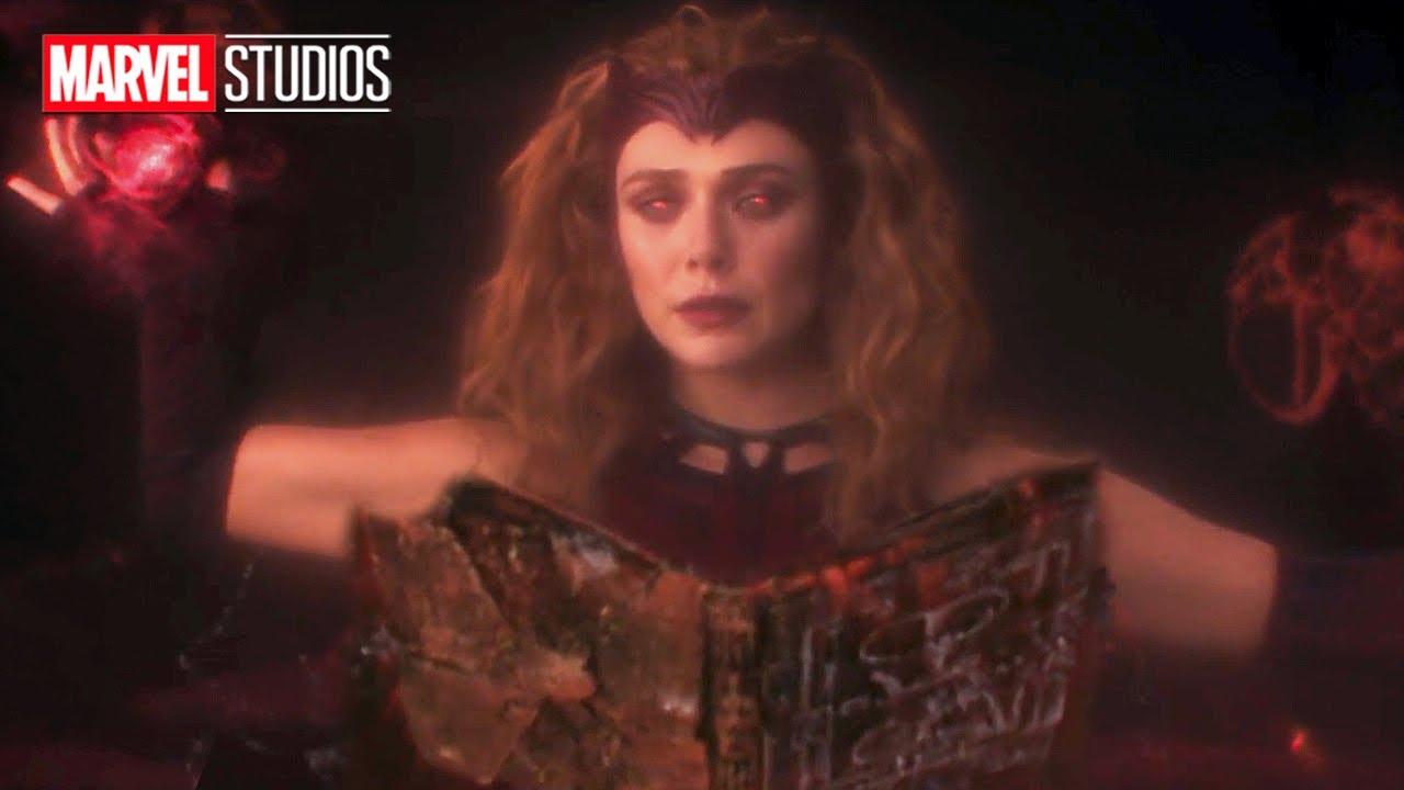 Wandavision Episode 9 Post Credit Scene Breakdown and Marvel Doctor Strange 2 Teaser