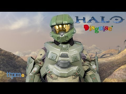 Halo Master Chief Prestige Adult Costume from Disguise