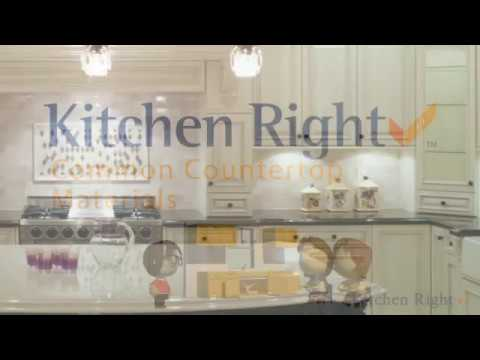 How to choose the right kitchen countertop material?
