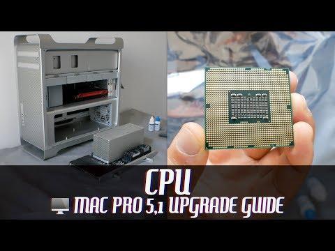 Apple Mac Pro 5,1 CPU Upgrade Guide   6-Core Xeon X5690 3.46Ghz