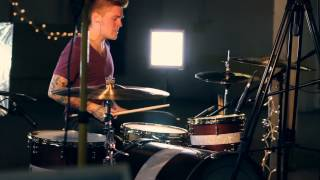 Somebody That I Used To Know (dubstep Remix) - Dylan Taylor Drum Cover