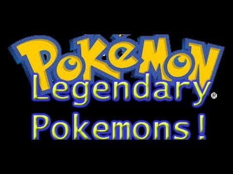 Pokemon Soul Silver & Heart Gold - All Legendary Locations