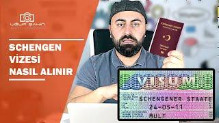 Vize Başvurusu Nasıl Yapılır - Kolay Vize Nasıl Alınır | Avrupa Schengen Vizesi Almak İçin Püf Nokta