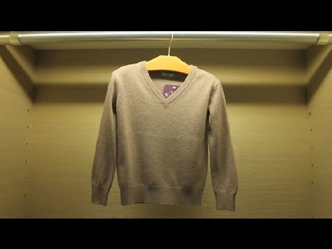 How Do I Store Cashmere Sweaters? : Clothing Care & Tips