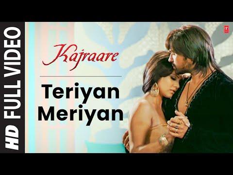 Xxx Mp4 Teriyan Meriyan Full Video Song HD Kajraare Himesh Reshammiya 3gp Sex