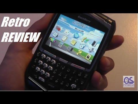 Retro Review: Blackberry 8703e - Classic Business Smartphone!