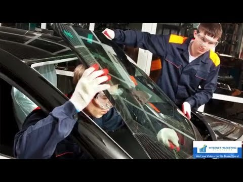 Auto Windshield Repair - v1 - Promotional Videos by IMS Studio