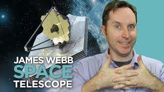 The James Webb Space Telescope: Hubble