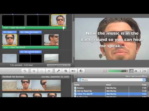 iMovie Tutorial | How to Audio Fade In And Out