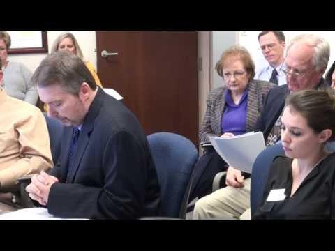 Forsyth County Juvenile Court Judge J. Russell Jackson 03/12/13