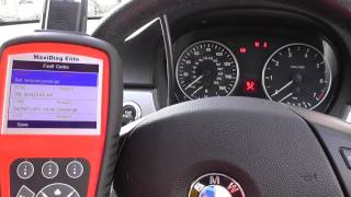 How to Reset the Air Bag Warning Light on a Nissan EASY! No