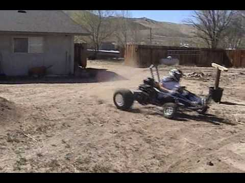 Building the Go-Kart (High School Senior Project Video)
