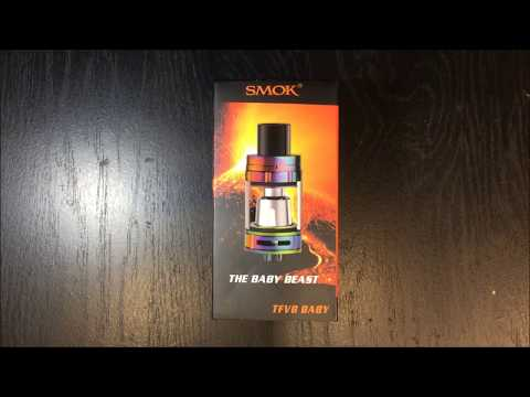 Opening The Baby Beast by Smok