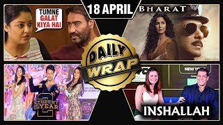 Ajay Devgn INSULTED, Sanjay Dutt BANNED, Kalank Day 1 Collections | Top 10 News
