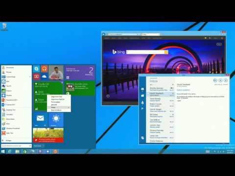 Windows 8 1 Start Menu