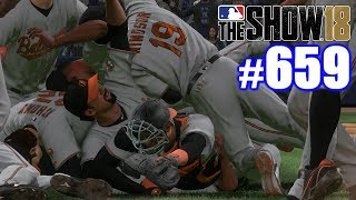 COOL NEW ANIMATIONS! | MLB The Show 18 | Road to the Show #659