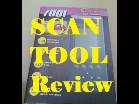 Scan Tool Review - LAUNCH 7001F - Ozzstar