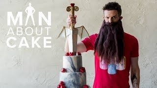 not game of thrones dragon cake man about cake with joshua john russell