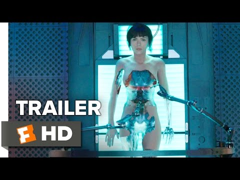 Xxx Mp4 Ghost In The Shell Official Trailer 1 2017 Scarlett Johansson Movie 3gp Sex