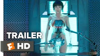 Ghost in the Shell Official Trailer 1 (2017) - Scarlett Johansson Movie