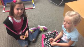 Quiz Quiz Trade - Kindergarten whole class