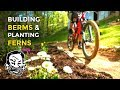 Building faster and prettier backyard trails